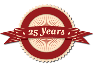 25 Years of collision repair experience.