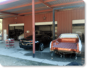 Rockett Collision Repair Shop