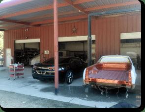 Rockett Collision Repair Shop